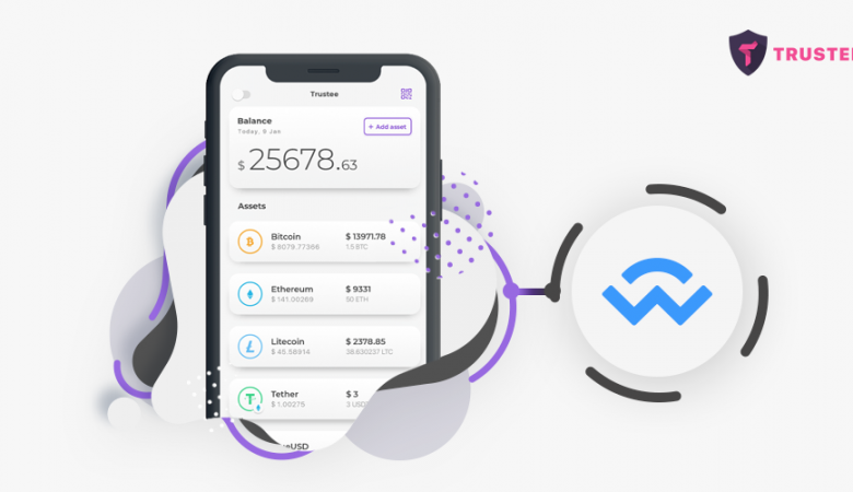 Wallet connect